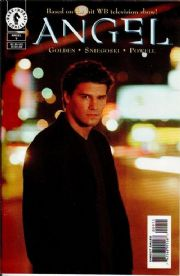 Angel #9 Photo Cover (1999) Dark Horse comic book